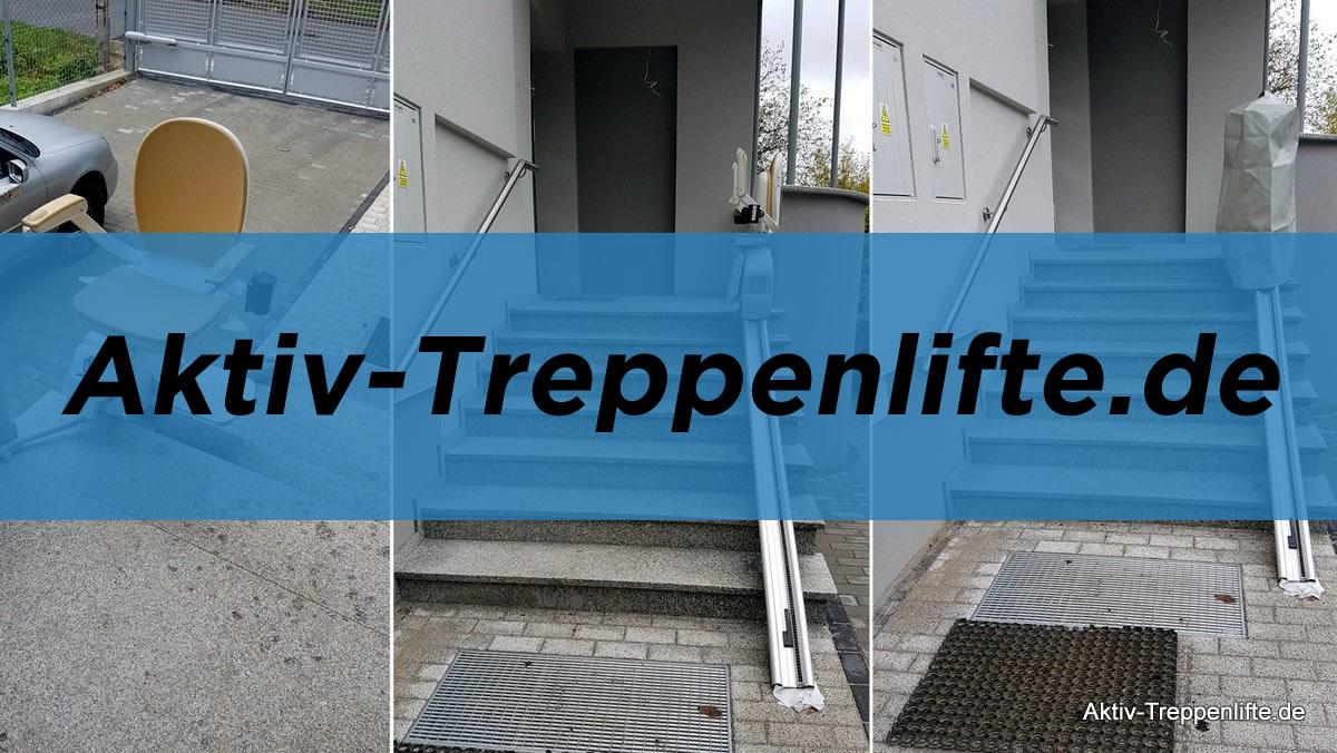 🥇 AKTIV Treppenlifte Wismar: ✔️ Sitzlifte, Senkrechtlifte
