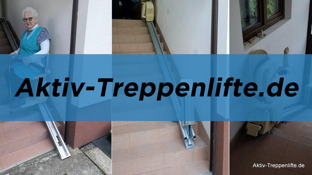 AKTIV Treppenlifte Bergheim: Sitzlifte, Hebebühnen