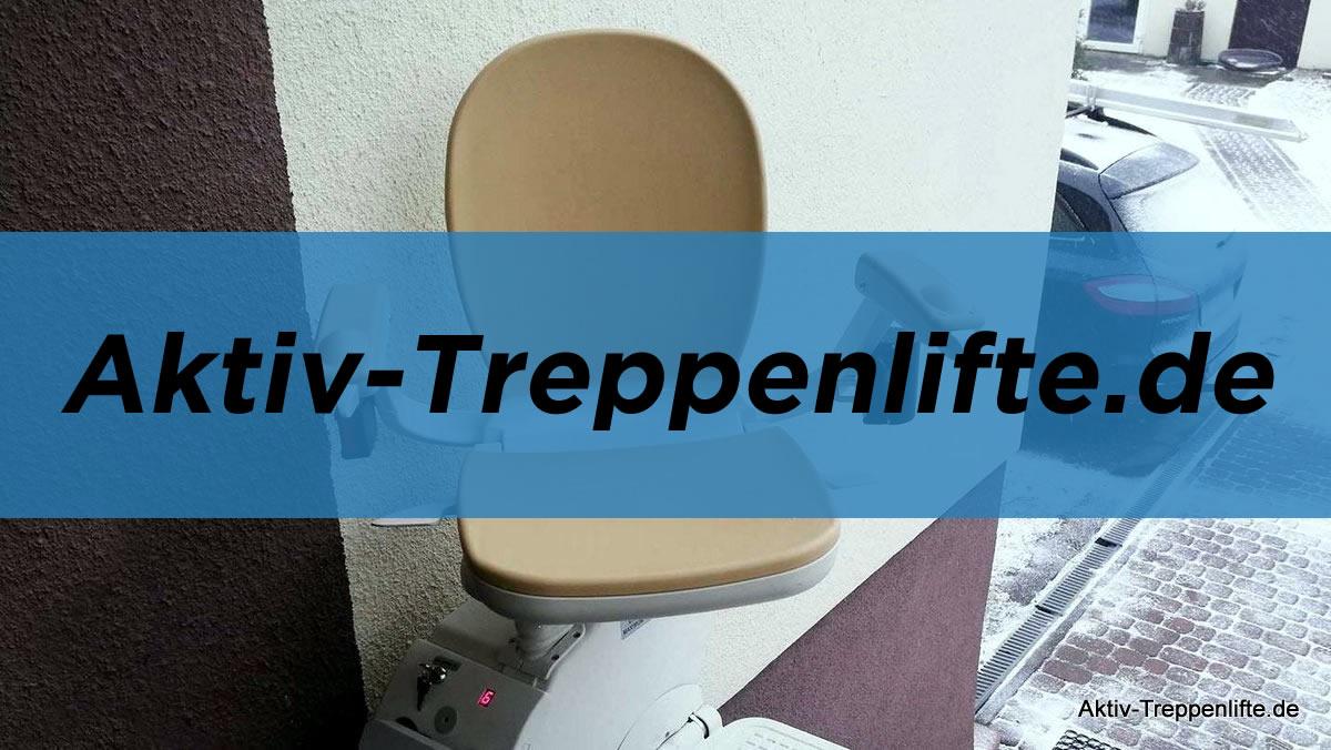 🥇 AKTIV Treppenlifte Klietz: ✔️ Sitzlifte, ⭐ Plattformlifte