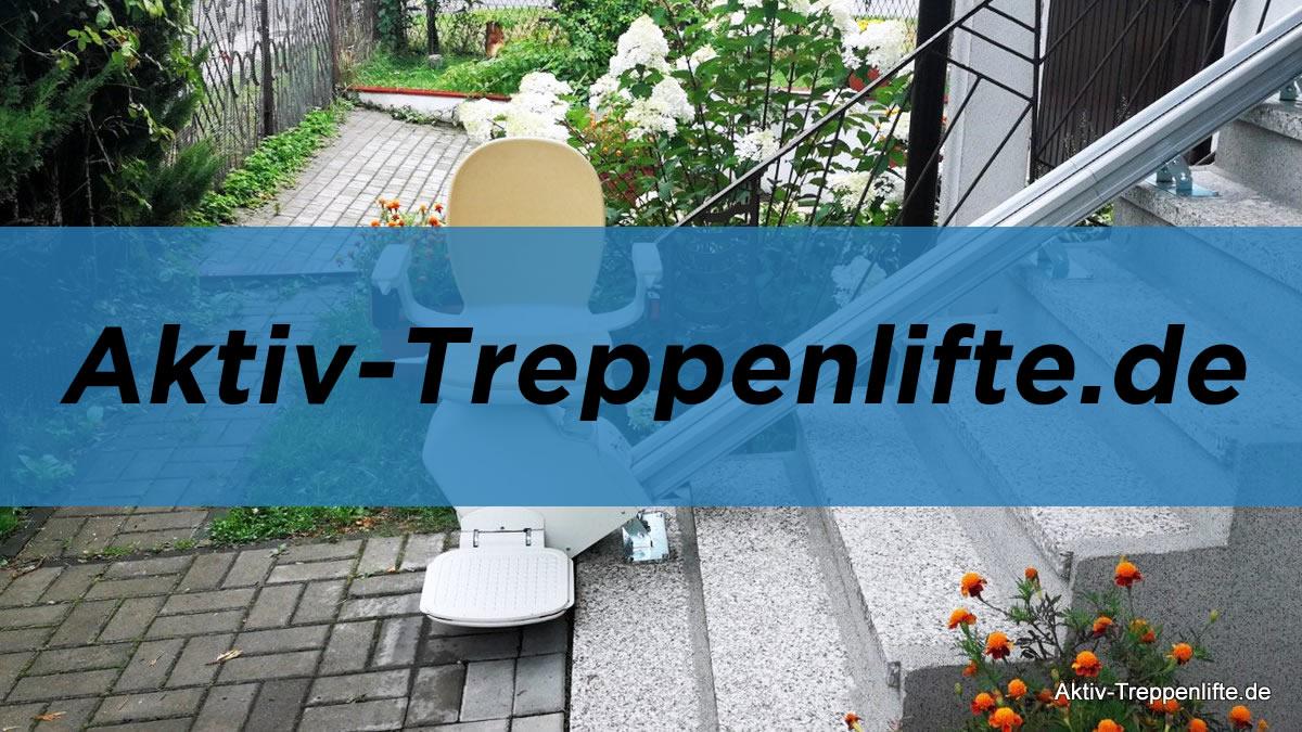 🥇 AKTIV Treppenlifte Rheine: ✔️ Sitzlifte, Senkrechtlifte