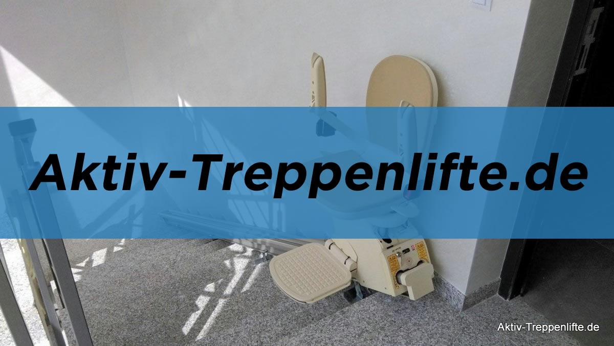 AKTIV Treppenlifte Aschaffenburg: Sitzlifte, Hebebühnen