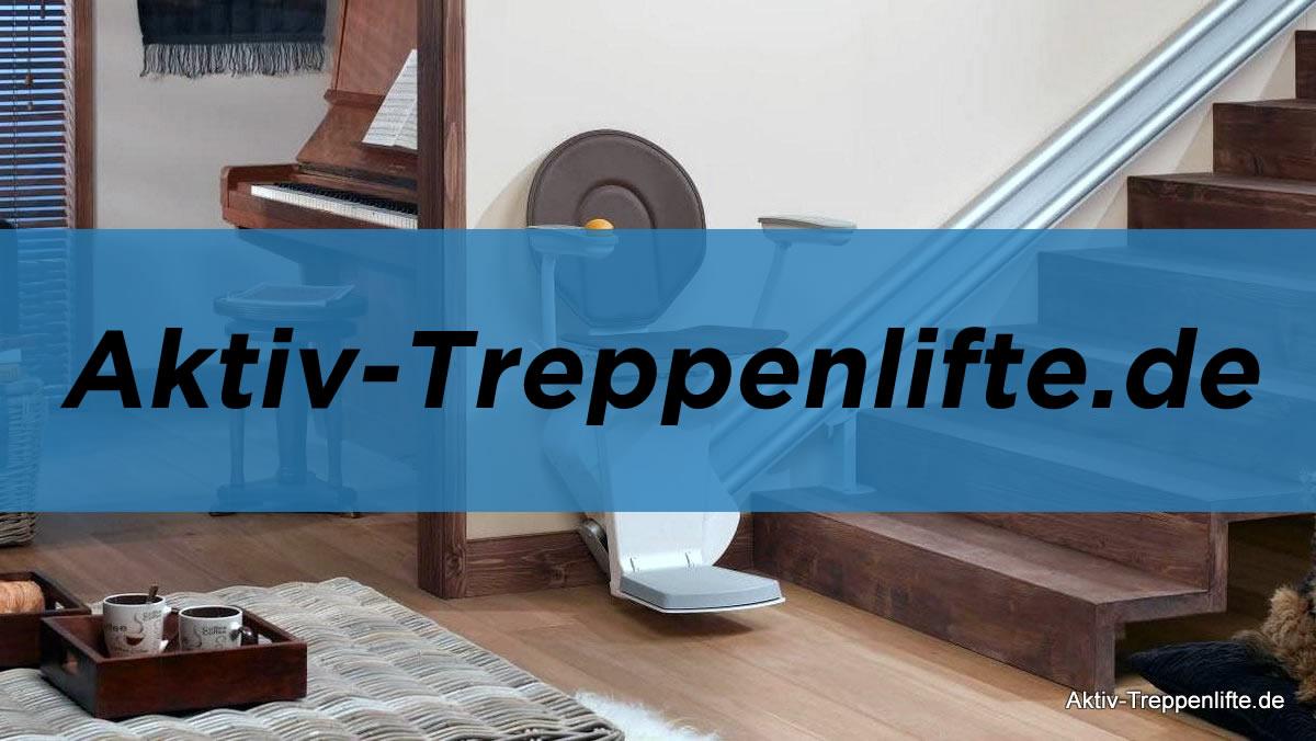 AKTIV Treppenlifte Nordrhein-Westfalen: Sitzlifte, Hebebühnen