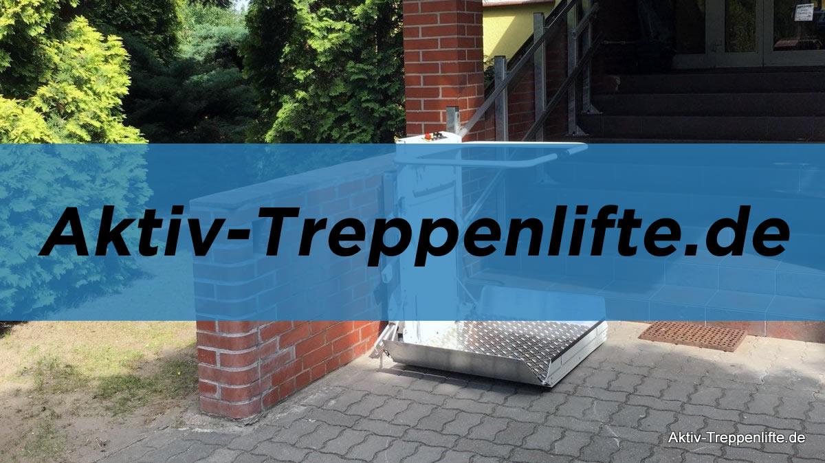 AKTIV Treppenlifte Wenden: Sitzlifte, Hebebühnen
