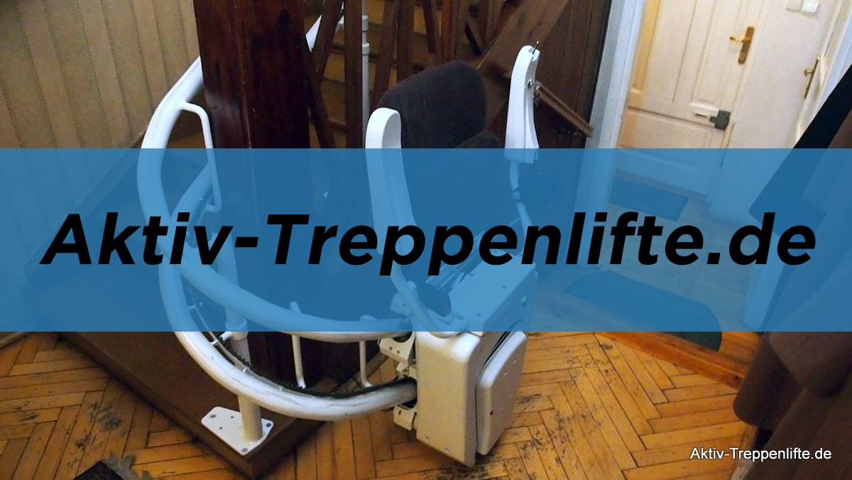 🥇 AKTIV Treppenlifte Detmold: ✔️ Sitzlifte, ❤ Hebelifte
